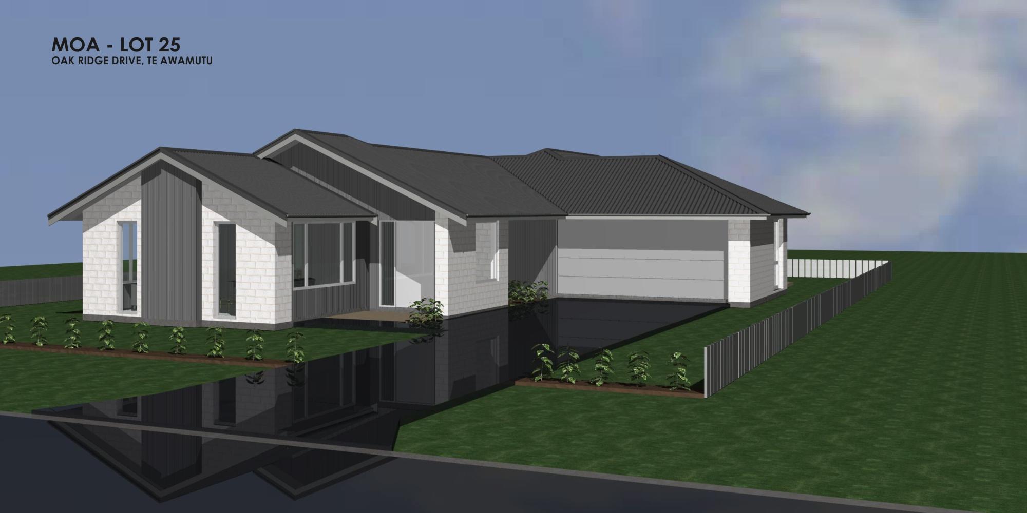 Moa Lot 25, Oak Ridge Drive, Te Awamutu